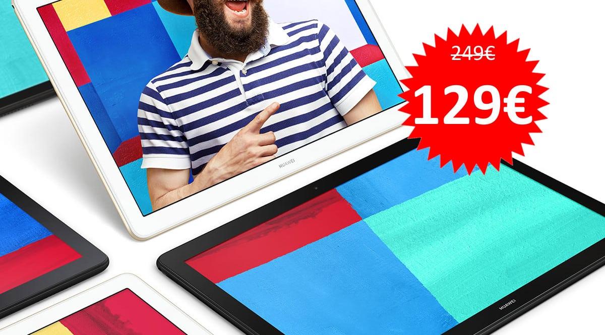 Tablet Huawei MediaPad T5 LTE barato. Ofertas en tablets, tablets baratas, chollo