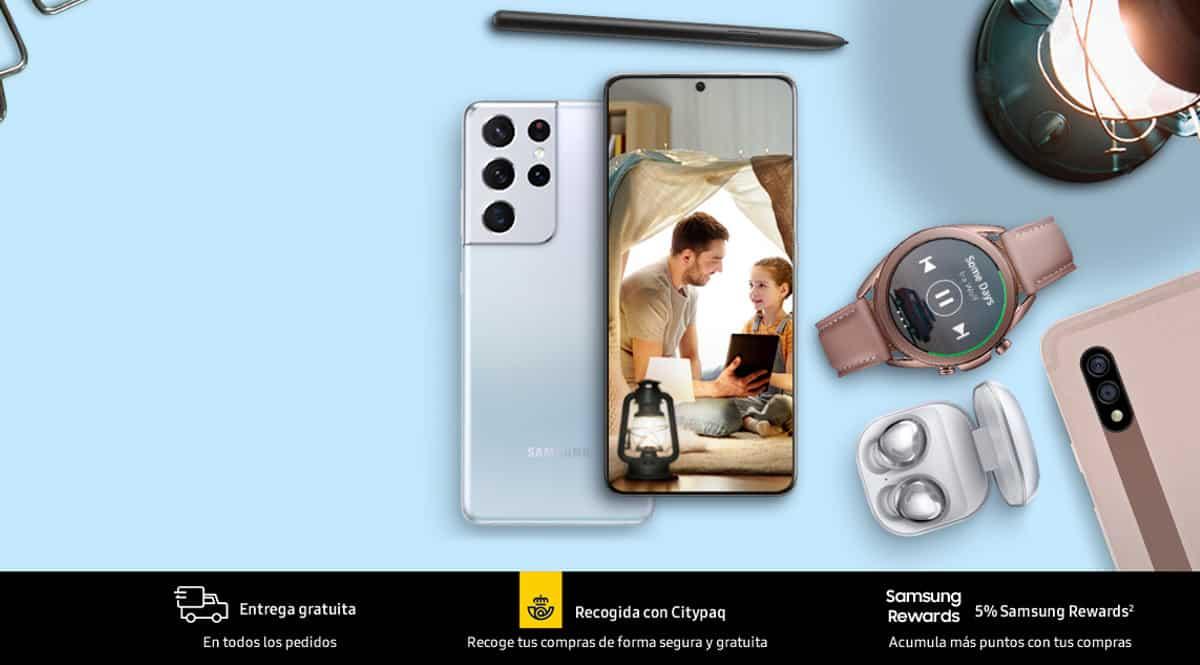 Todas las promociones de Samsung Galaxy Week, chollo