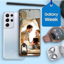 Todas las promociones de Samsung Galaxy Week