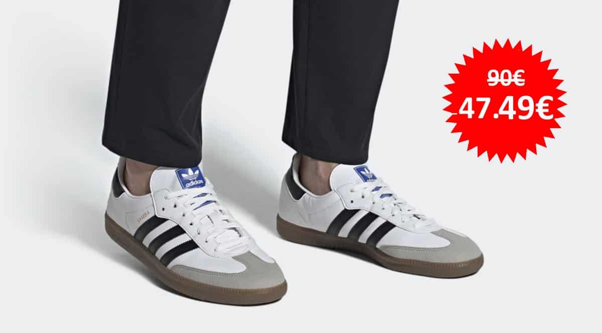 Zapatillas-Adidas-Samba-Vegan-baratas-zapatillas-de-marca-baratas-ofertas-en-calzado-chollo