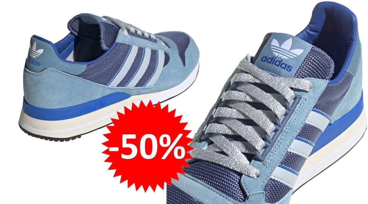 Zapatillas Adidas ZX 500 baratas. Ofertas en zapatillas, zapatillas baratas, chollo