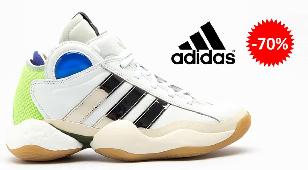 Zapatillas Adidas x Sankuanz Crazy BYW baratas, calzado de marca barato, ofertas en zapatillas chollo