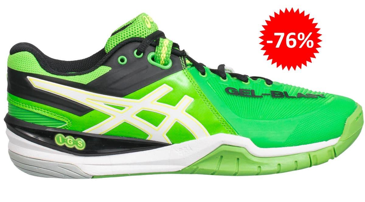 Zapatillas Asics Gel Blast 6 baratas, calzado de marca barato, ofertas en zapatillas chollo