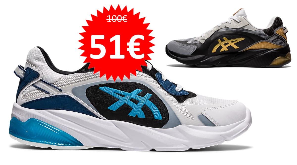 Zapatillas Asics Gel-Miqrum baratas. Ofertas en zapatillas de marca, zapatillas de marca baratas, chollo