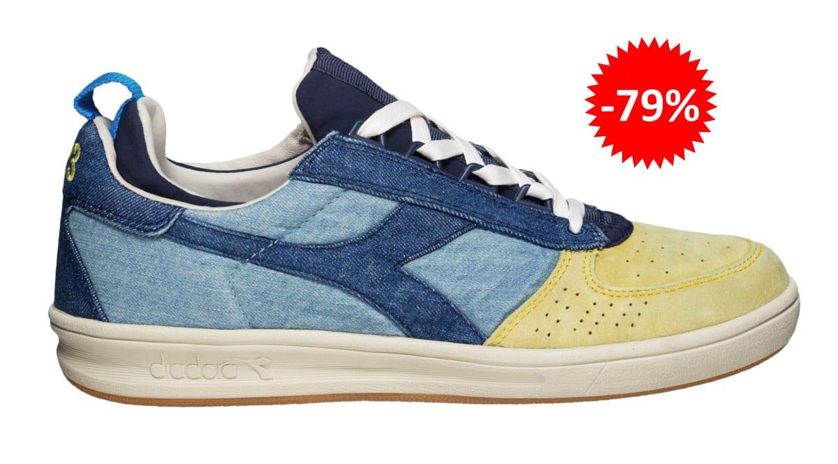 Zapatillas Diadora x LC23 B-Elite Sock baratas, calzado de marca barato, ofertas en zapatillas chollo