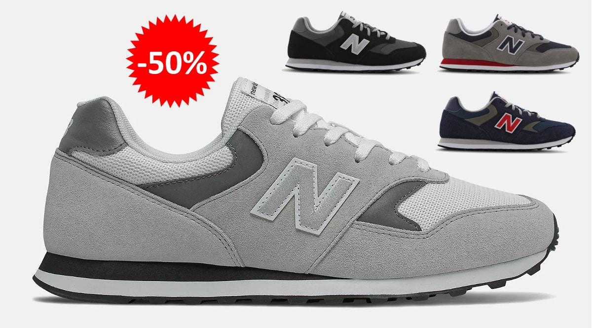 Zapatillas New Balance 373 baratas, calzado de marca barato, ofertas en zapatillas chollo