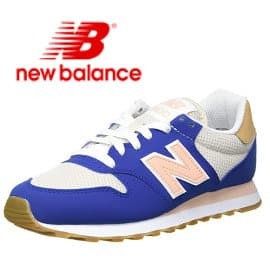 Zapatillas New Balance 500 Classic baratas, calzado de marca barato, ofertas en zapatillas
