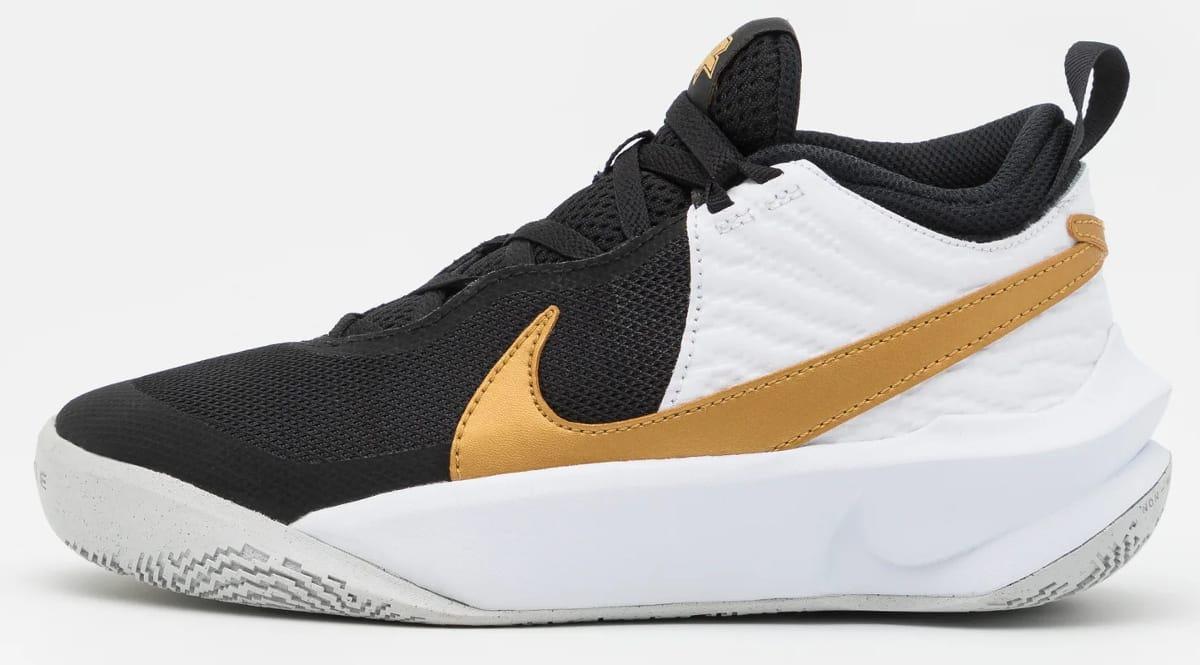 Zapatillas Nike Team Hustle D 10 para niños baratas, calzado de marca barato, ofertas en zapatillas chollo