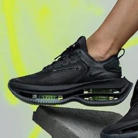 Zapatillas Nike Zoom Double Stacked baratas, calzado de marca barato, ofertas en zapatillas