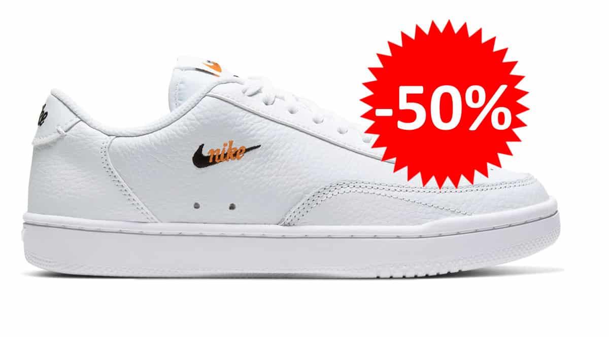Zapatillas de mujer Nike Court Vintage Premium baratas. Ofertas en zapatillas de marca, zapatillas de marca baratas, chollo