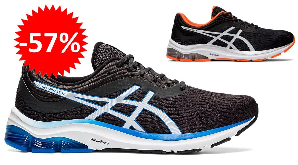 Zapatillas de running Asics Gel-Pulse 11 baratas, zapatillas de running de marca baratas, ofertas en calzado de deporte, chollo