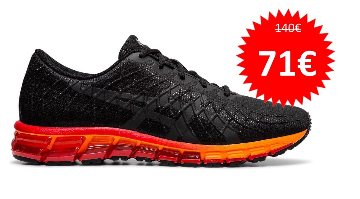 Zapatillas de running Asics Gel-Quantum 180 4 baratas. Ofertas en zapatillas de running, zapatillas de running baratas,chollo
