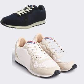 Zapatillas para hombre Superdry Retro Logo Runner baratas, zapatillas de marca baratas, ofertas en calzado