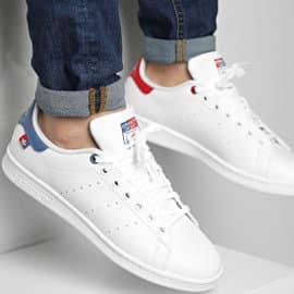 Zapatillas unisex Adidas Stan Smith Primegreen baratas, calzado de marca barato, ofertas en zapatillas