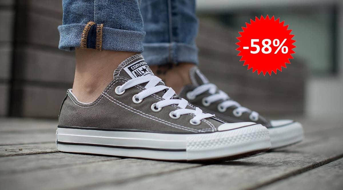 Zapatillas unisex Converse Chuck Taylor All Star baratas, calzado de marca barato, ofertas en zapatillas chollo