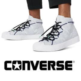 Zapatillas unisex Converse Renew Jack Purcell Mid baratas, calzado de marca barato, ofertas en zapatillas