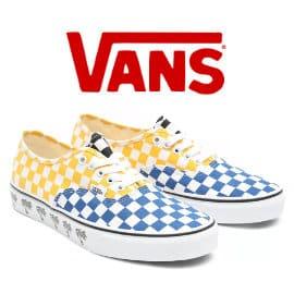 Zapatillas unisex Vans Sidewall Authentic baratas, calzado de marca barato, ofertas en zapatillas