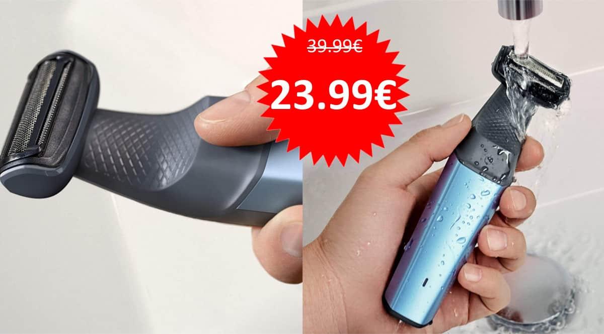 Afeitadora Philips BG3015 barata. Ofertas en afeitadoras, afeitadoras baratas, chollo