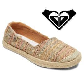 Alpargatas Roxy Cordoba barata, calzado de marca barato, ofertas en calzado