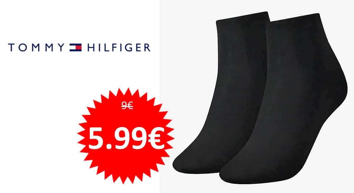 Calcetines Tommy Hilfiger para mujer baratos. Ofertas en ropa de marca, ropa de marca barata,chollo