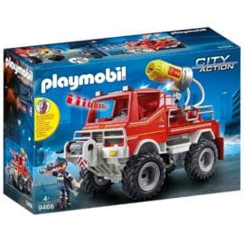 Camión de juguete todoterreno Playmobil barato. Ofertas en juguetes, juguetes baratos