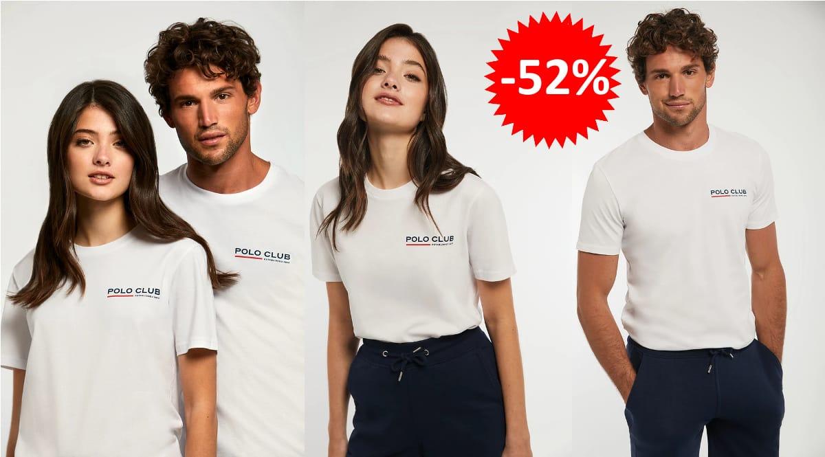 Camiseta Polo Club Original Title barata, camisetas de marca baratas, ofertas en ropa, chollo