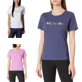 Camiseta para mujer Columbia Alpine Way barata. Ofertas en ropa de marca, ropa de marca barata