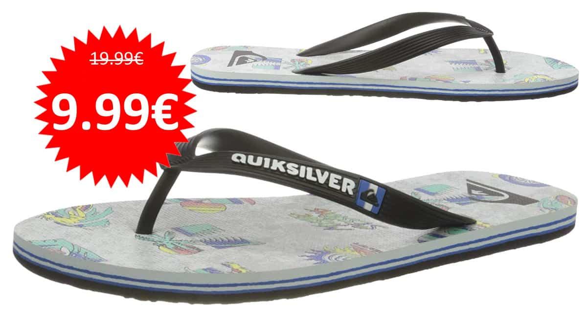 Chanclas Quiksilver Molokai Island Pulse baratas. Ofertas en calzado, calzado barato, chollo