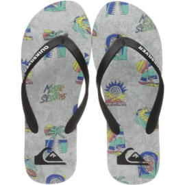 Chanclas Quiksilver Molokai Island Pulse baratas. Ofertas en calzado, calzado barato