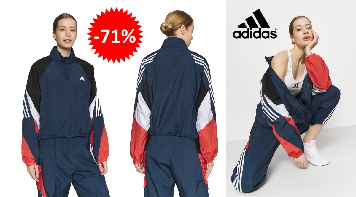 Chándal Adidas Gameti para mujer barato, ropa de marca barata, ofertas en ropa deportiva chollo