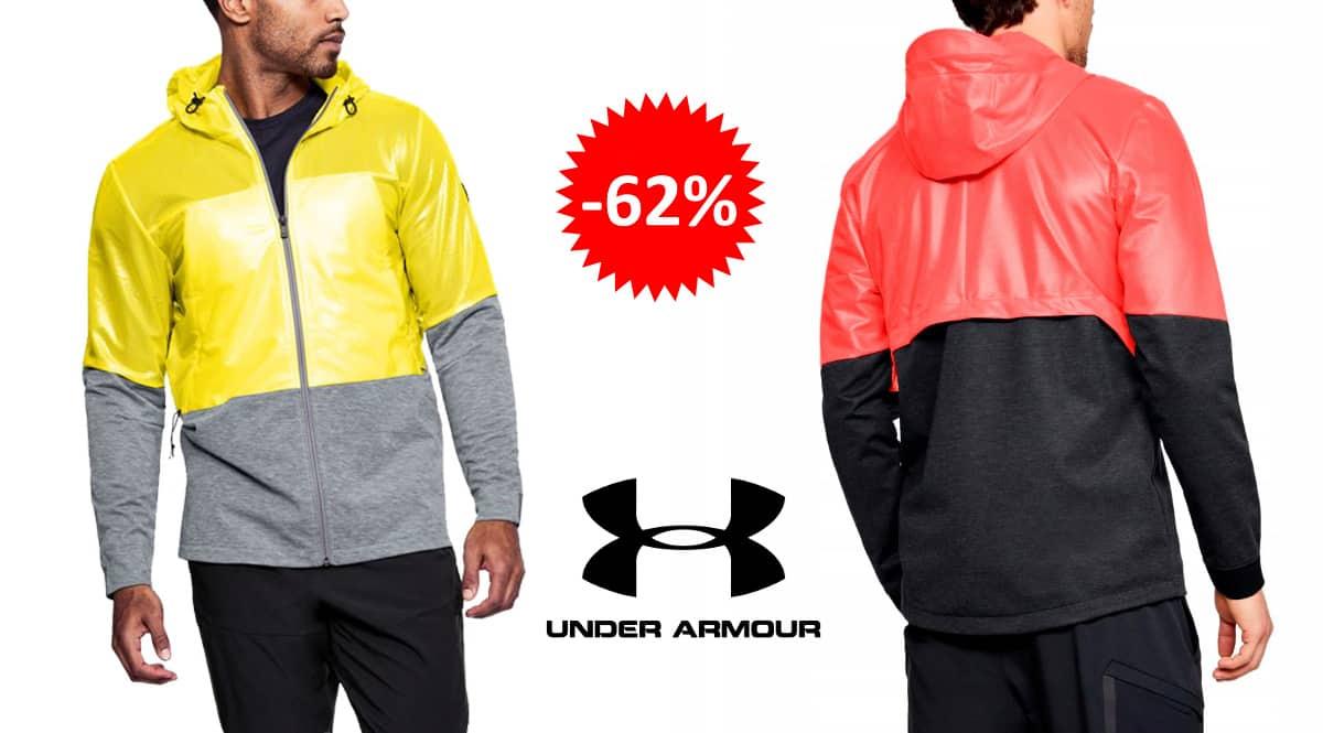 Chaqueta Under Armour Unstoppable barata, ropa de marca barata, ofertas en chaquetas chollo