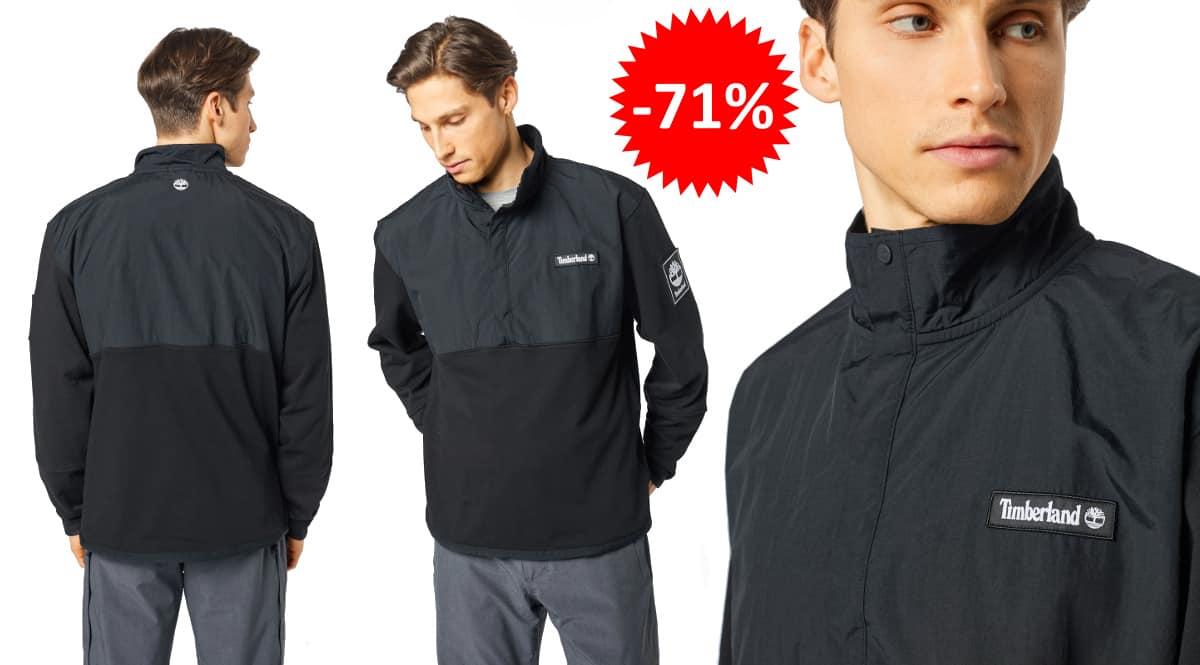Chaqueta híbrida Timberland Archive barata, ropa de marca barata, ofertas en chaquetas chollo