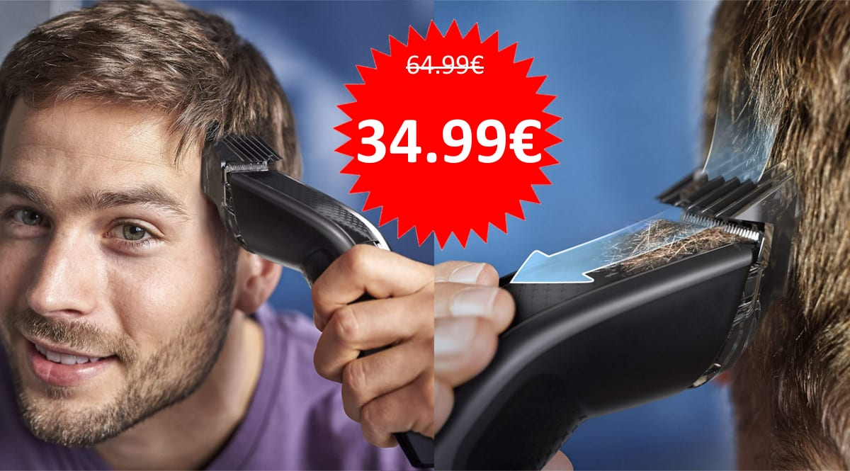 Cortapelos Philips HC7650-15 barato. Ofertas en cortapelos, cortapelos baratos,chollo