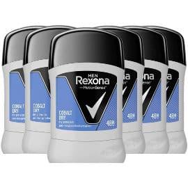 DEsodorante antitranspirante Rexona Cobalt Dry barato, desodorantes de marca baratos, ofertas supermercado