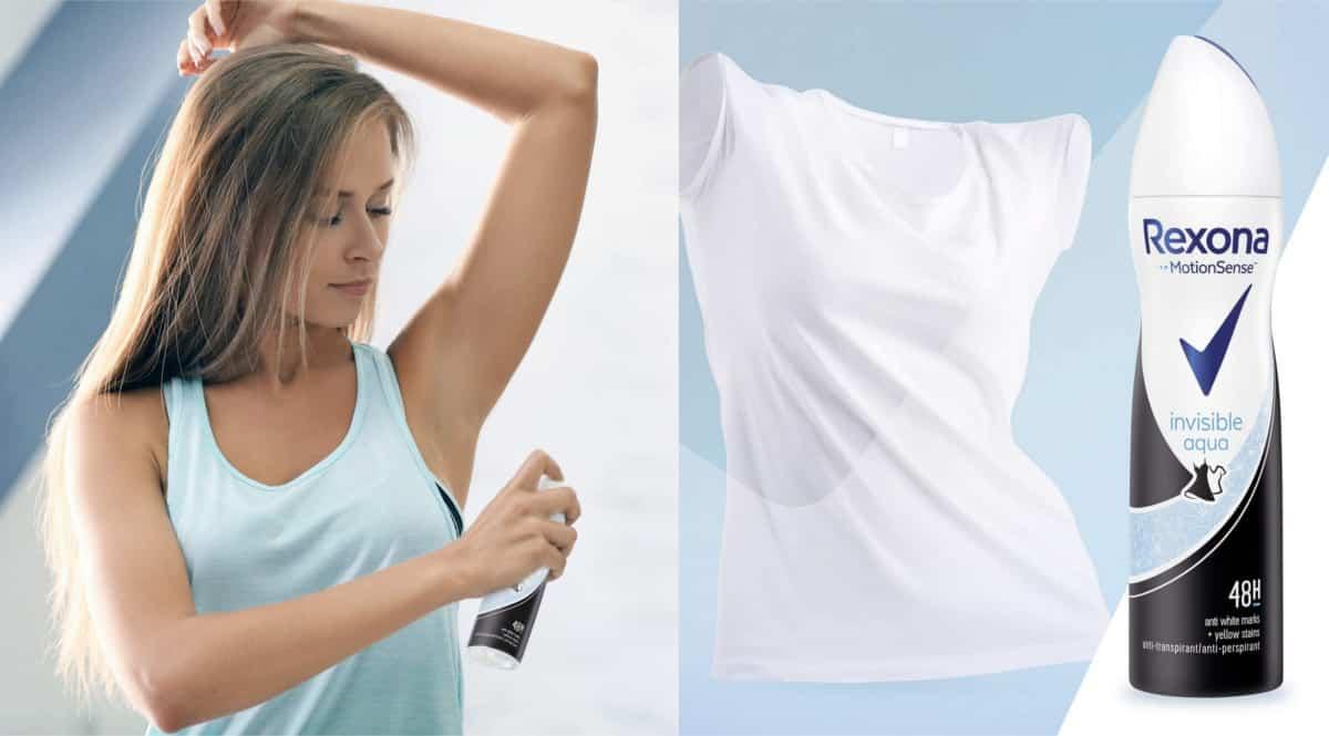 Desodorante Rexona Invisible Aqua barato. Ofertas en supermercado, chollo
