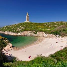 Escapada a Coruña barata, hoteles baratos, ofertas en viajes