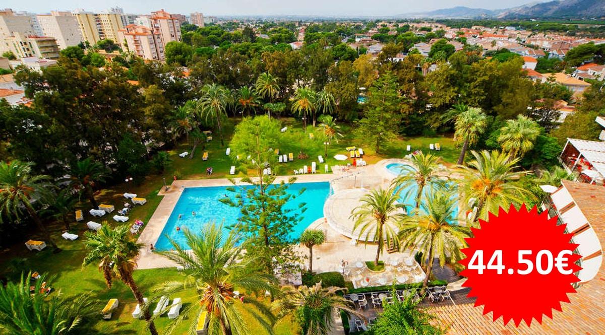 Hotel Benicasim barato, hoteles baratos, ofertas en viajes, chollo