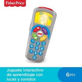 ¡Precio mínimo histórico! Mando a distancia perrito Fisher-Price sólo 9.72 euros.