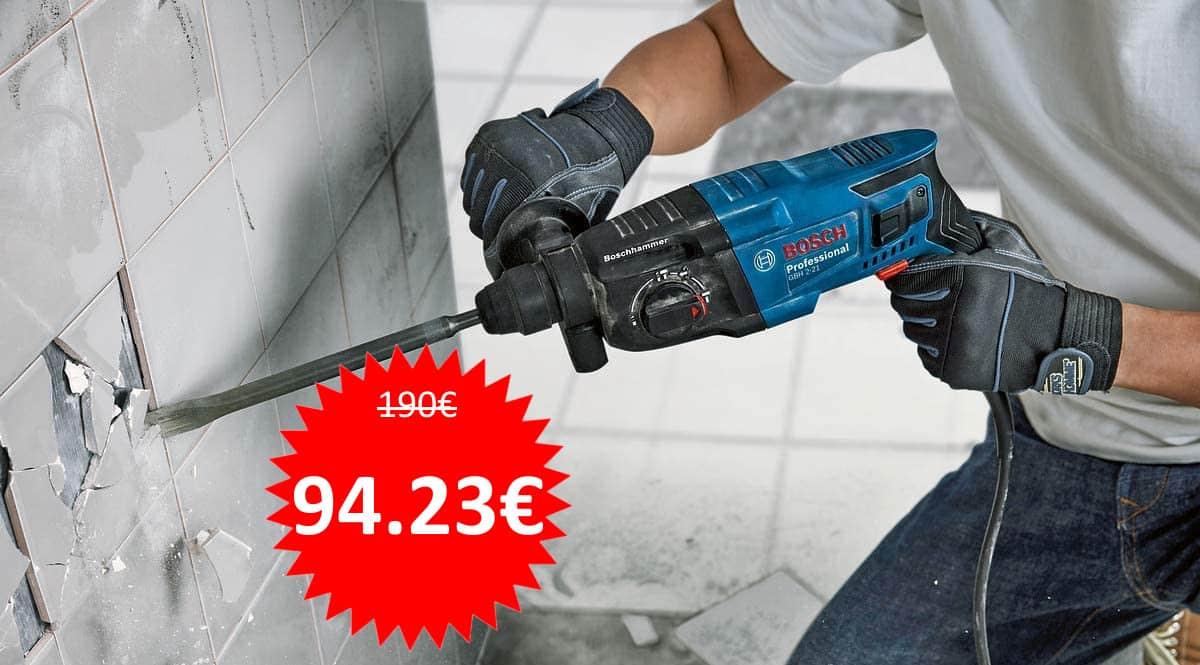 Martillo perforador Bosch GBH 2-21 barato. Ofertas en herramientas, herramientas baratas, chollo