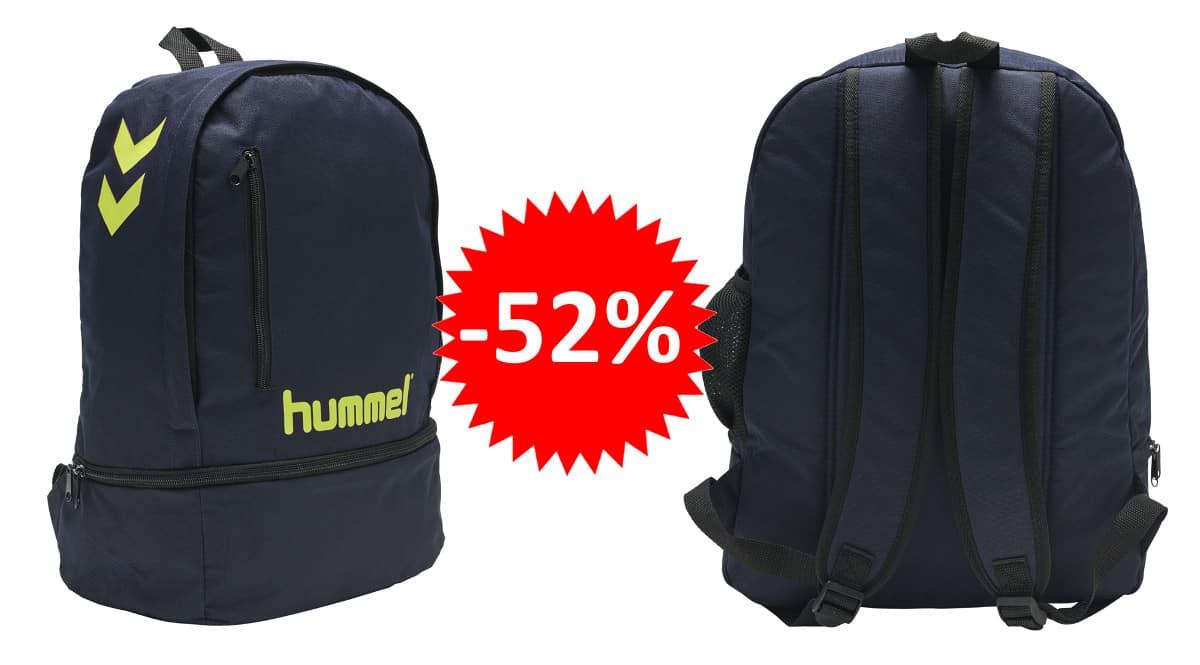 ¡¡Chollo!! Mochila Hummel Hmlaction sólo 14.44 euros. 52% de descuento. Varios colores.