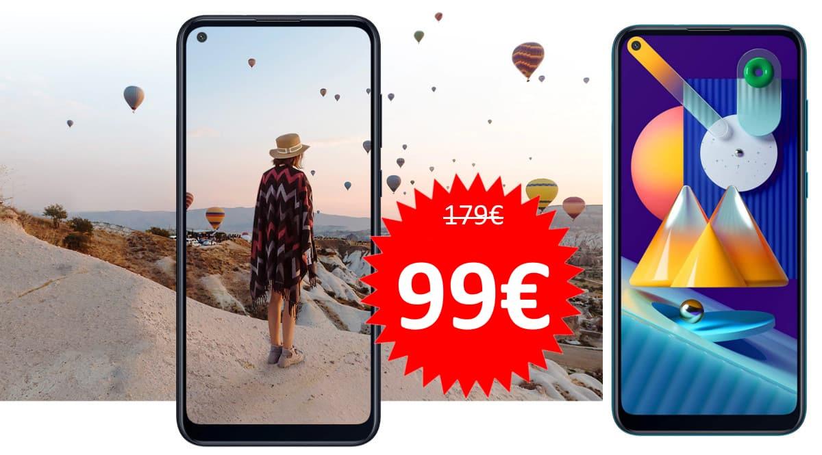 Movil Samsung Galaxy M11 barato. Ofertas en moviles, moviles baratos,chollo