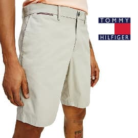 Pantalón corto Tommy Hilfiger Brooklyn barato, ropa de marca barata, ofertas en pantalones