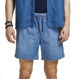 Pantalones cortos Jack & Jones Jogger AKM 25 baratos, ropa de marca barata, ofertas en pantalones
