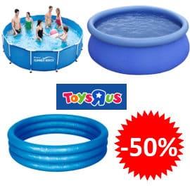 Piscinas y juguetes baratos, piscinas hinchables baratas, ofertas para niños