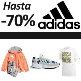 Ropa y calzado Adidas barato para niño y adulto, zapatillas de marca baratas, ofertas en ropa
