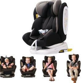 Silla de Coche Travel Isofix Star Ibaby Grupo 0-3 barata, sillas de coche de marca baratas, ofertas bebé