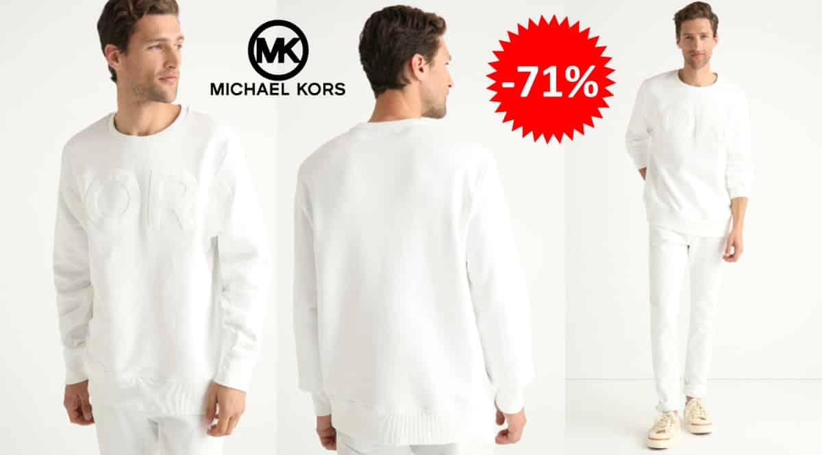 Sudadera Michael Kors barata, ropa de marca barata, ofertas en sudaderas chollo