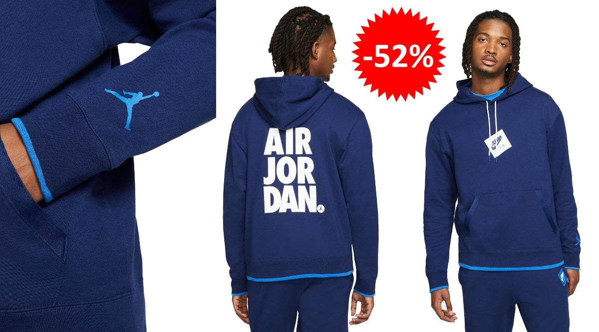 Sudadera Nike Jordan Jumpman Classics barata, ropa de marca barata, ofertas en sudaderas chollo