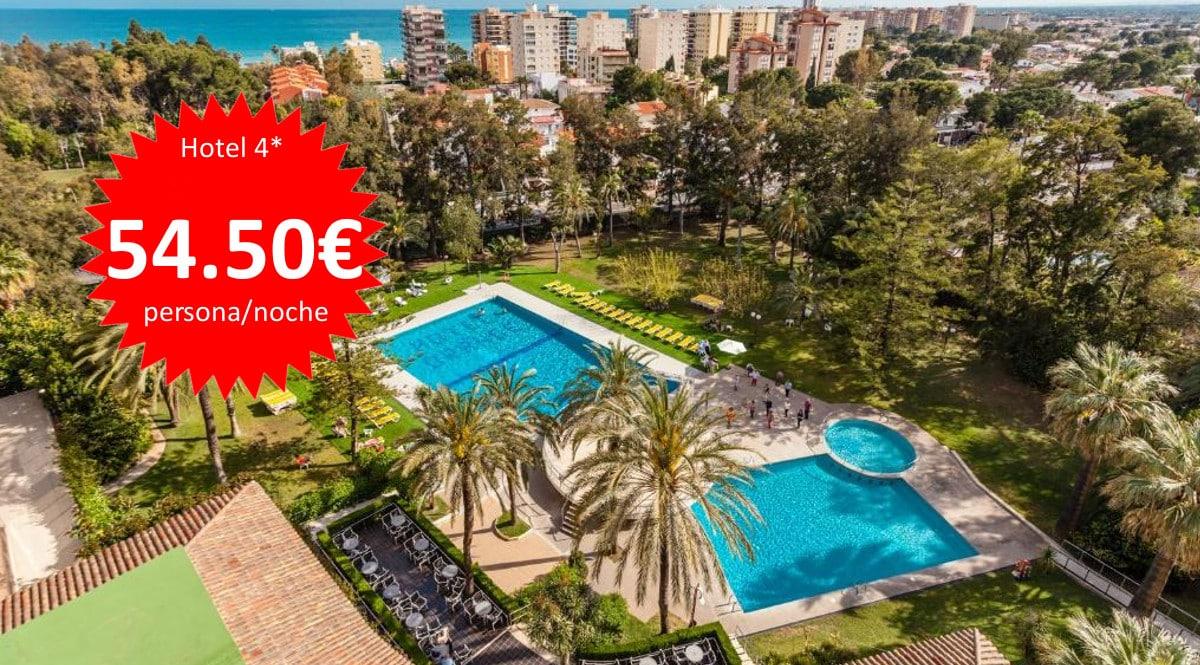Viaje a Benicasim Castellón barato. Ofertas en viajes, ofertas en hoteles, viajes baratos, hoteles baratos, chollo