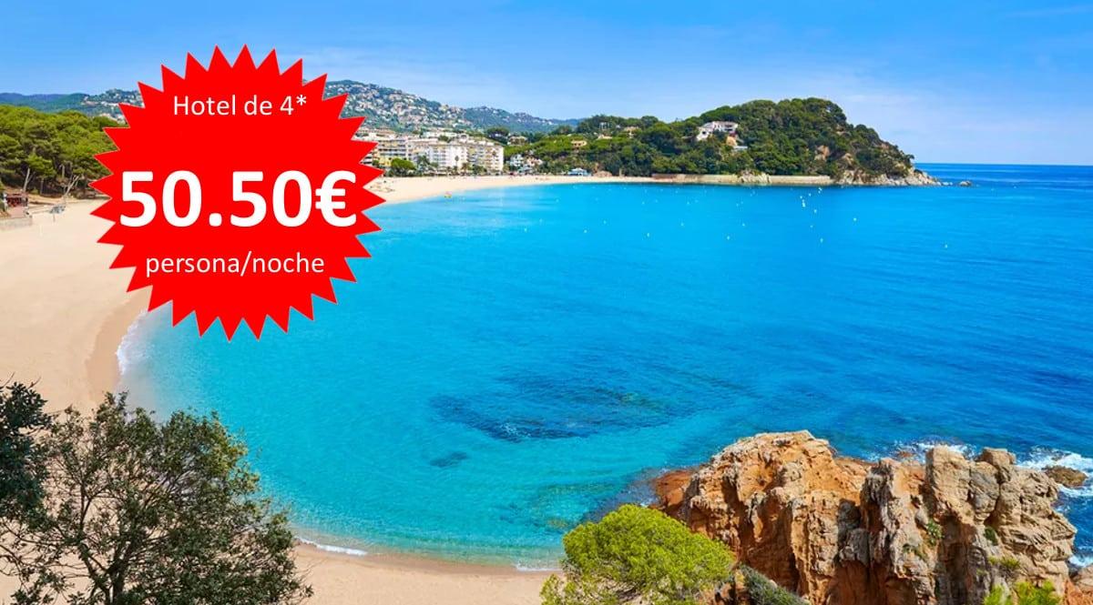 Viaje a Lloret de Mar - Costa brava barato. Ofertas en viajes, ofertas en hoteles, viajes baratos, hoteles baratos,chollo